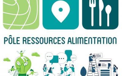 Le Pôle Ressources Alimentation : un lieu pour se former, s'informer, partager et sensibiliser